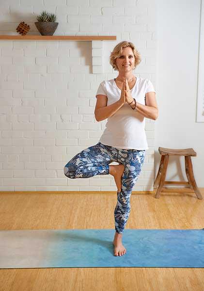 Iyengar Yoga Haydie Osborne